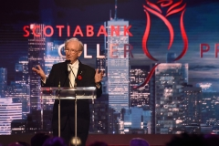 Gala 2016 - Jack welcoming the guests