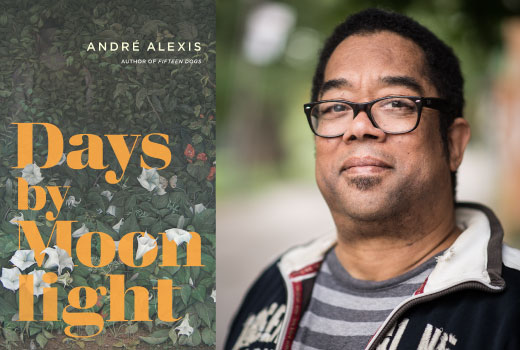 Days by Moonlight by André Alexis