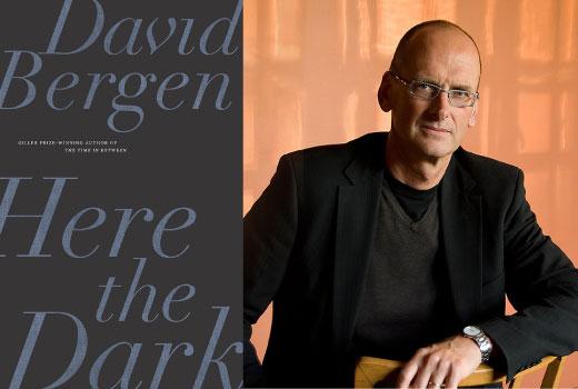 Here the Dark by David Bergen