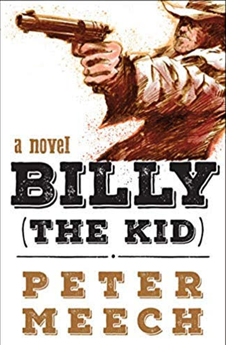 Billy the Kid by Peter Meech