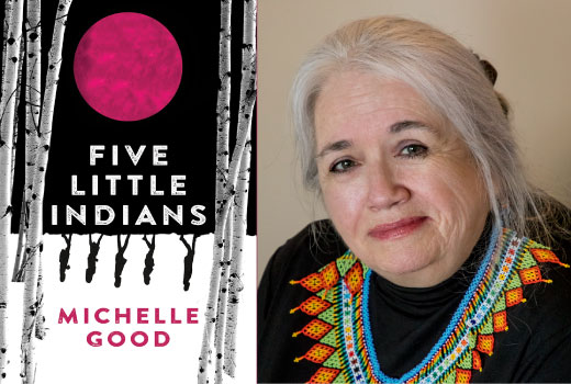 Give Little Indians by Michelle Good