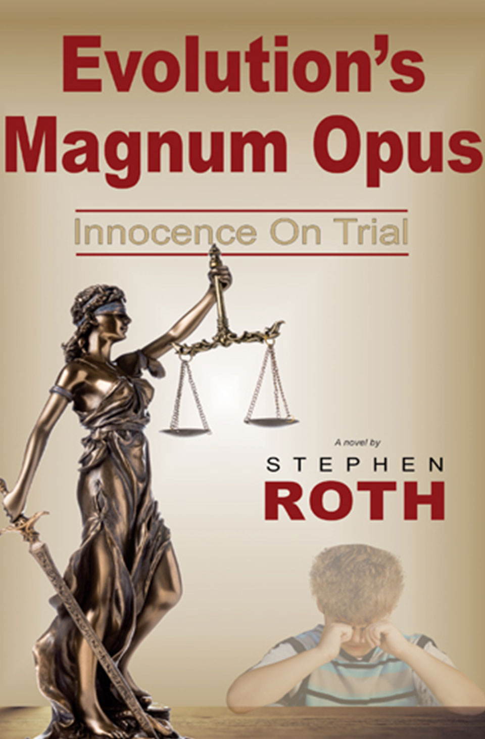Evolution's Magnum Opus by Stephen Roth