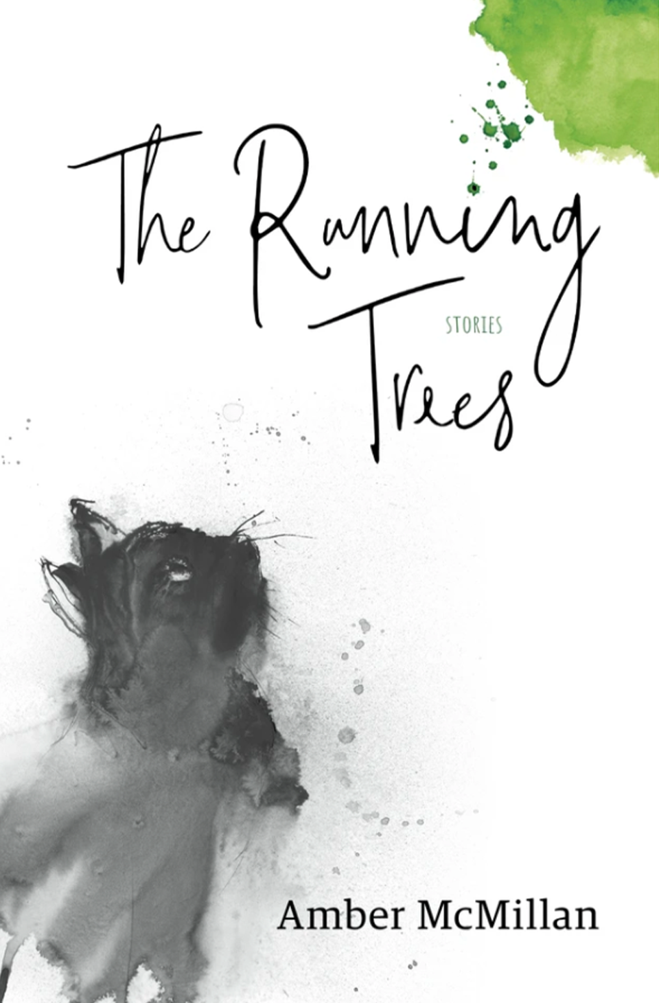 The Running Trees by Amber McMillan