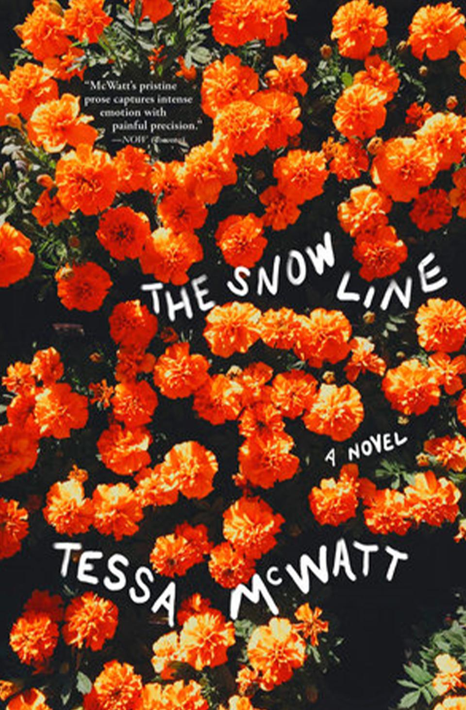 The Snow Line by Tessa McWatt