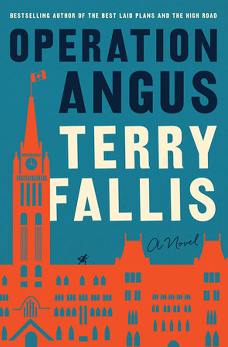 Operation Angus by Terry Fallis