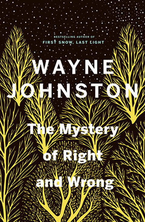 The Mystery of Right and Wrong by Wayne Johnston
