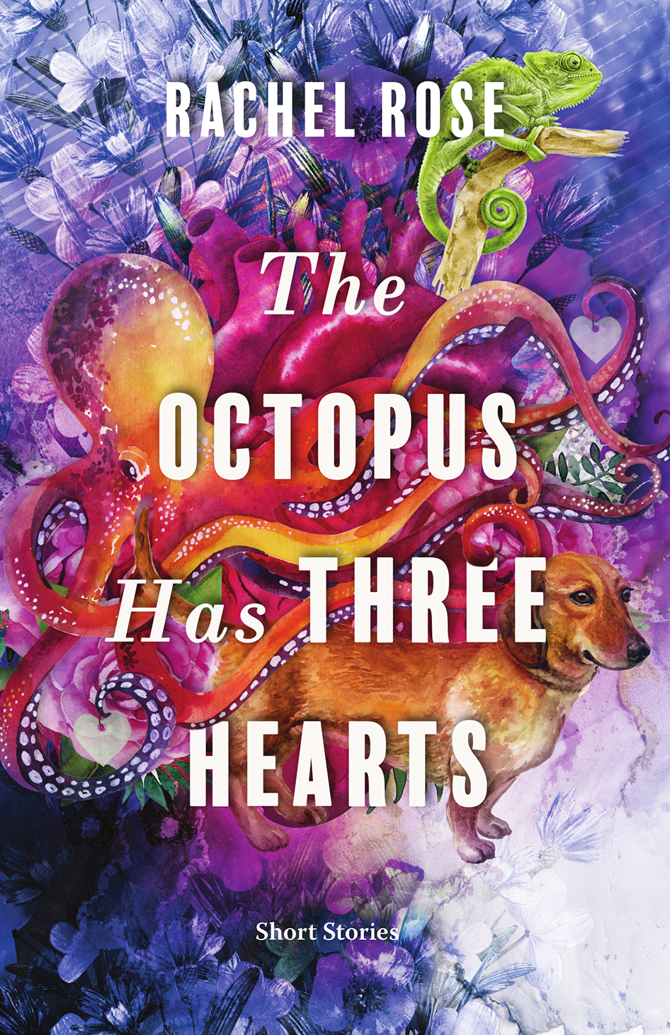 The Octopus Has Three Hearts by Rachel Rose